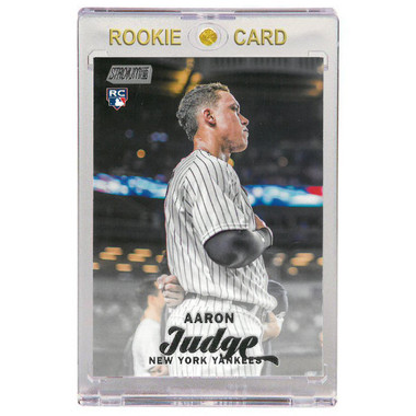 Aaron Judge New York Yankees 2017 Stadium Club # 64 Rookie Card