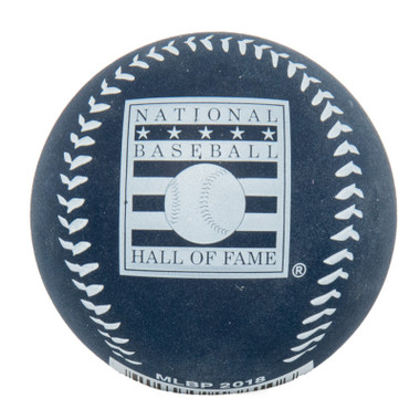 Baseball Hall of Fame 3 Inch Rubber Handball