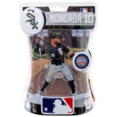 "Yoan Moncada Chicago White Sox Imports Dragon 6"" Figure"