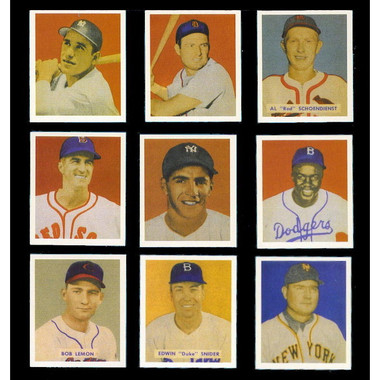 1949 Bowman Reprint 240 Card Set