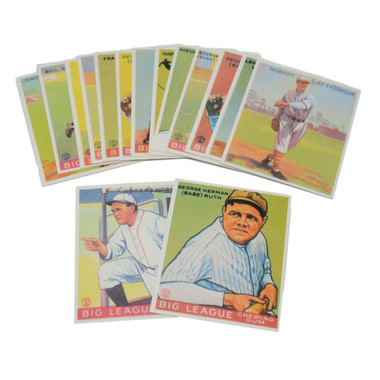 1933 Goudey Reprint Hall of Fame 15 Card Set