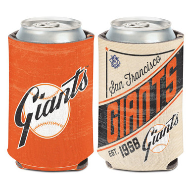San Francisco Giants Cooperstown Can Cooler