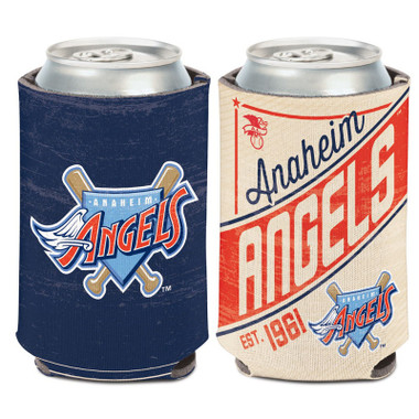 Los Angeles Angels Cooperstown Can Cooler