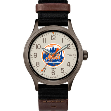Timex Men's New York Mets Clutch Watch