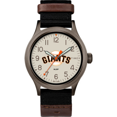 Timex Men's San Francisco Giants Clutch Watch