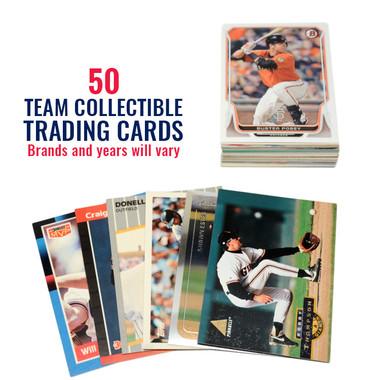 San Francisco Giants 50 Card Team Baseball Card Lot