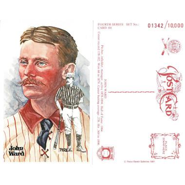 Perez-Steele John Montgomery Ward Limited Edition Postcard