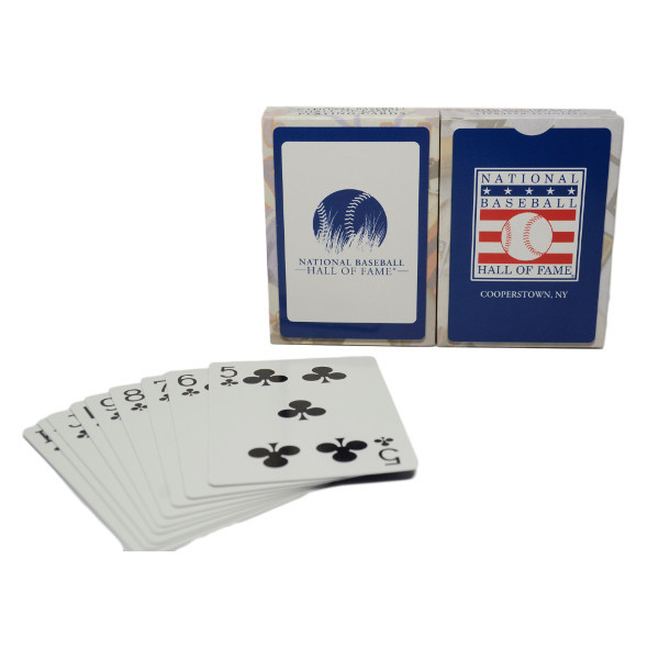 Baseball Hall of Fame Double Deck Playing Cards