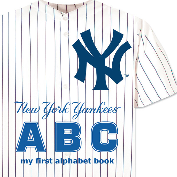 New York Yankees ABC Baby Board Book