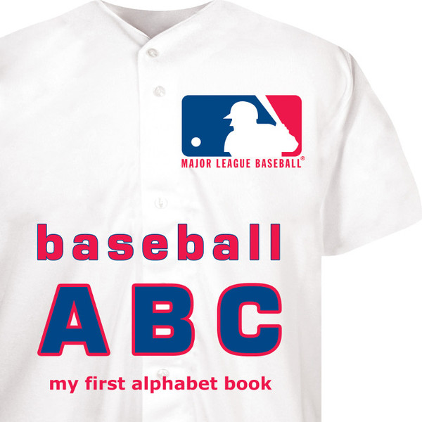 MLB ABC Baby Board Book