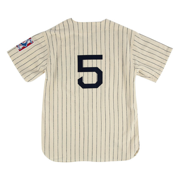 Men's Mitchell & Ness Joe Dimaggio 1939 New York Yankees Authentic Home Jersey