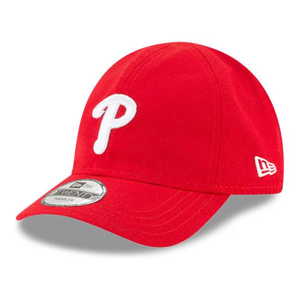 New Era Philadelphia Phillies My 1st 9TWENTY Adjustable Toddler Cap