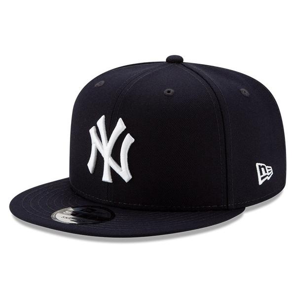 Youth New Era New York Yankees Turn 9FIFTY Navy Snapback Cap