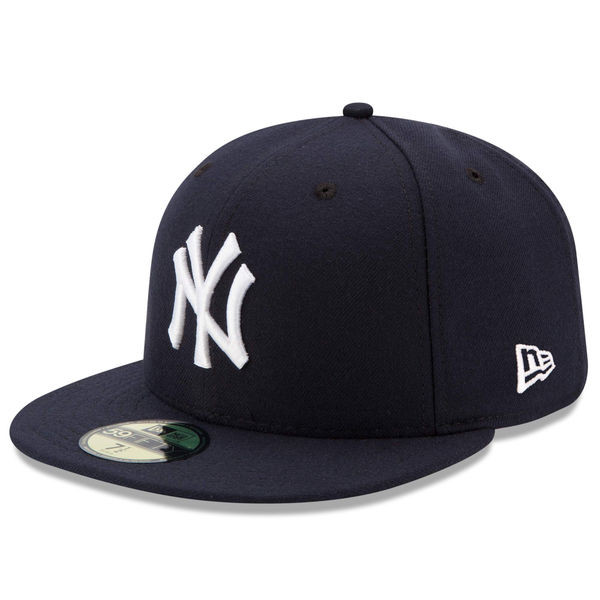 Youth New Era New York Yankees 59FIFTY AC Fitted Cap