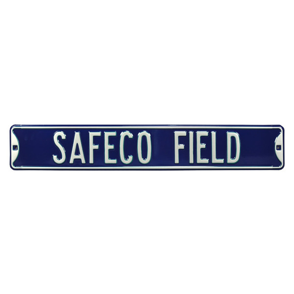 Safeco Park Authentic Street Signs 6 x 36 Steel Street Sign