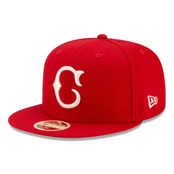 Men's New Era Heritage Series Established 1869 Cincinnati Reds Red 59FIFTY Cap