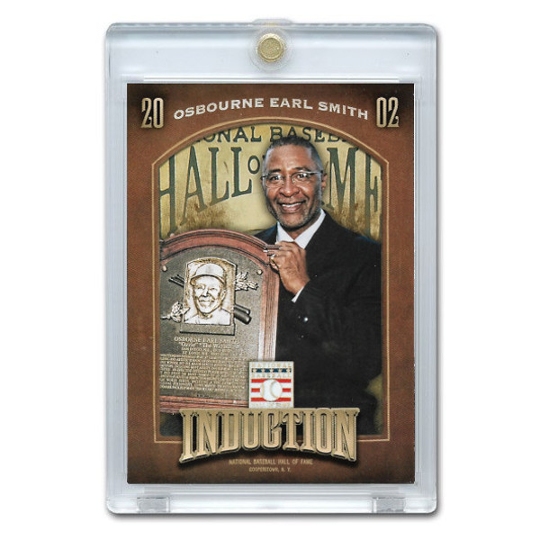 Ozzie Smith 2013 Panini Cooperstown Induction Card # 19
