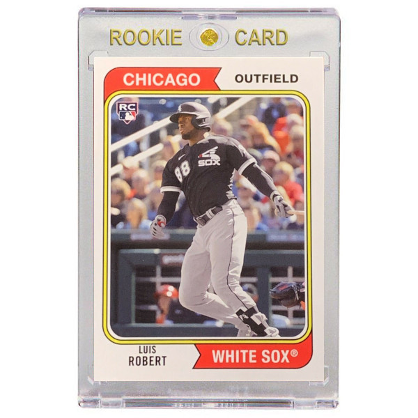 Luis Robert Chicago White Sox 2020 Topps Archives # 159 Rookie Card