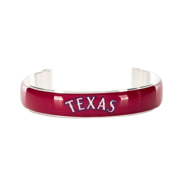 Rustic Cuff Texas Rangers Art Deco Women's Small Cuff