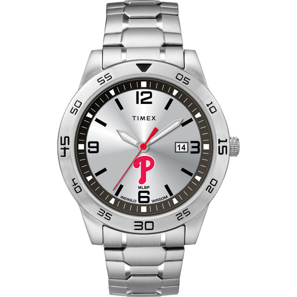 Timex Men's Philadelphia Phillies Citation Watch
