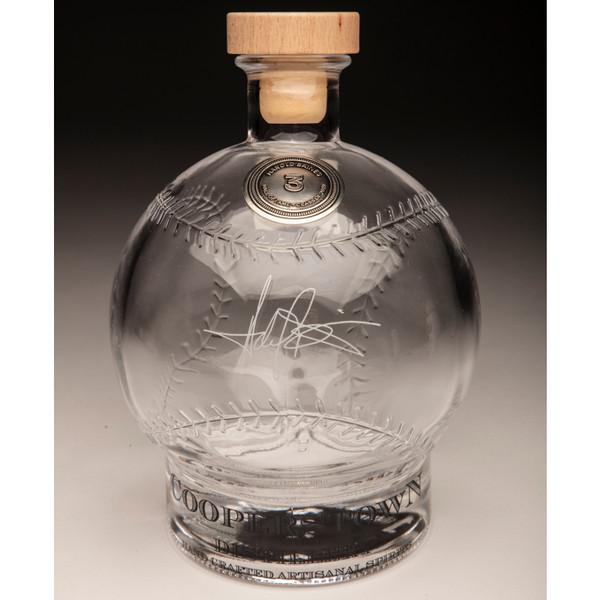 Harold Baines Cooperstown Distillery Hall of Fame Signature Series Baseball Decanter