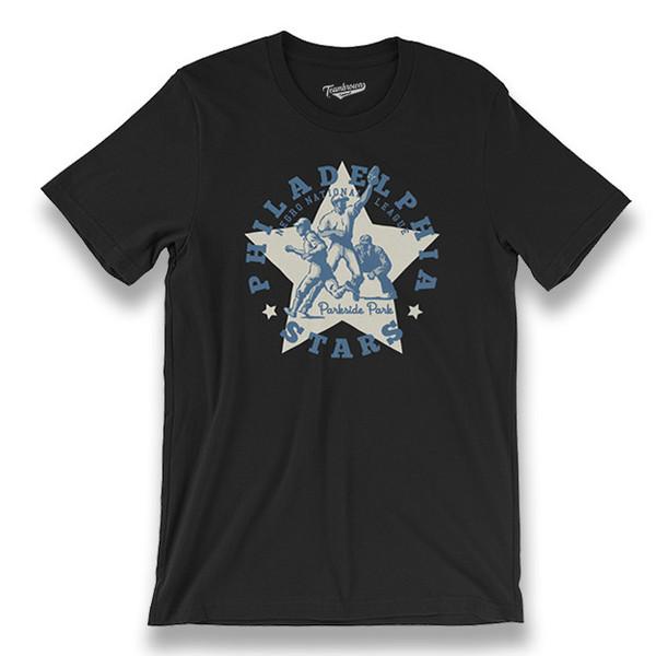 Men's Teambrown Philadelphia Stars T-Shirt
