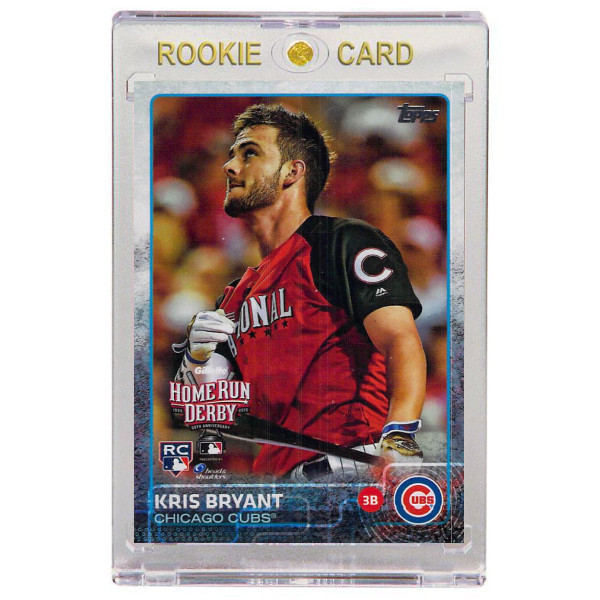 Kris Bryant Chicago Cubs 2015 Topps Update # US78 Rookie Card