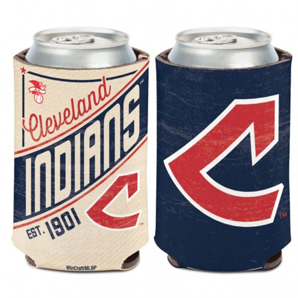 Cleveland Indians Cooperstown Can Cooler