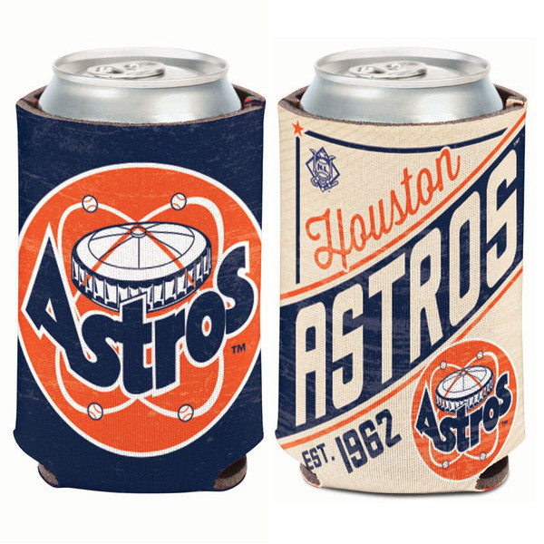 Houston Astros Cooperstown Can Cooler