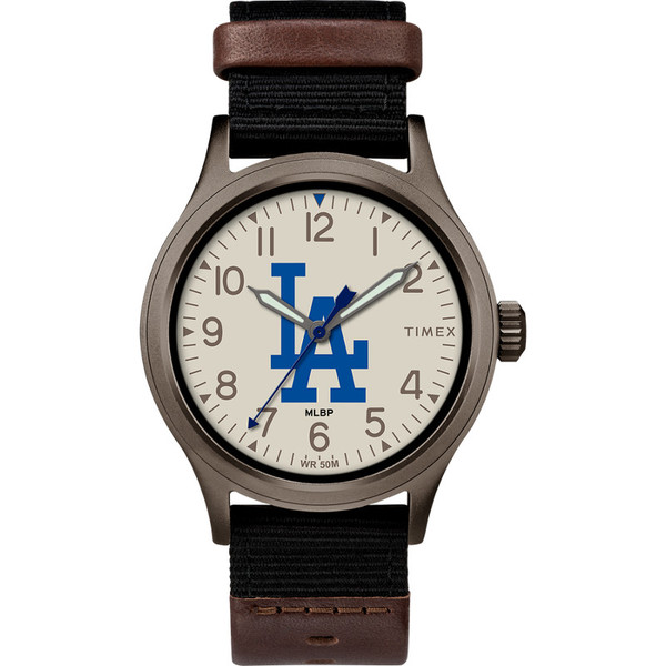 Timex Men's Los Angeles Dodgers Clutch Watch