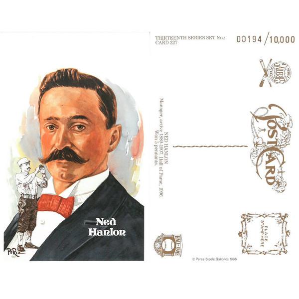 Perez-Steele Ned Hanlon Limited Edition Postcard