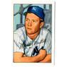 1952 Bowman Mickey Mantle Reprint Rookie Card