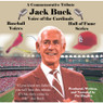 Baseball Voices: Jack Buck, Voice of the Cardinals Audio CD