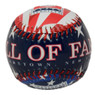 Baseball Hall of Fame Patriotic Baseball