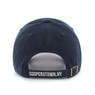Men's Baseball Hall of Fame Navy Logo Clean Up Adjustable Cap