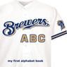 Milwaukee Brewers ABC Baby Board Book