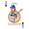 Hero Decks Caricature Playing Cards For Texas Rangers Fans