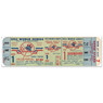 """New York Yankees 1953 Game 1 World Series Ticket 48"""" Wall Decal"""