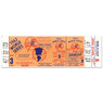 "New York Yankees 1962 Game 3 World Series Ticket 48"" Wall Decal"
