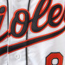 Men's Mitchell & Ness Cal Ripken Jr. 2001 Baltimore Orioles Authentic Home Jersey