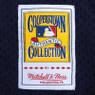 Men's Mitchell & Ness Bernie Williams 1995 New York Yankees Batting Practice Cooperstown Jersey