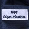 Men's Mitchell & Ness Edgar Martinez Seattle Mariners Authentic Replica 1995 Mesh Batting Practice Jersey