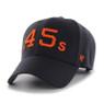 Men's '47 Brand Houston Colt .45s Cooperstown Collection MVP Adjustable Cap