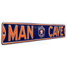 Houston Astros Authentic Street Signs 6 x 36 Steel Man Cave Street Sign