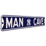 New York Yankees Authentic Street Signs 6 x 36 Steel Man Cave Street Sign
