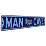 Tampa Bay Rays Authentic Street Signs 6 x 36 Steel Man Cave Street Sign