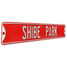 Shibe Park Authentic Street Signs 6 x 36 Steel Street Sign
