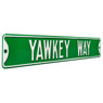 Yawkey Way Authentic Street Signs 6 x 36 Steel Street Sign