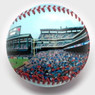 Globe Life Park Unforgettaballs Limited Commemorative Baseball with Lucite Gift Box
