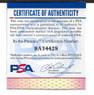 Dale Murphy Autographed Rawlings Gold Glove Logo Baseball (PSA)